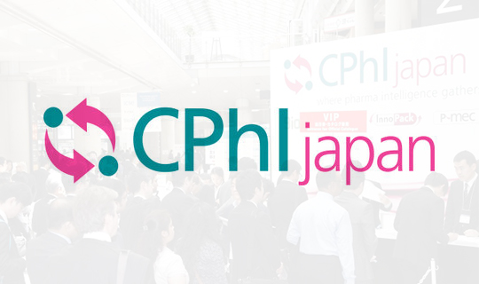 Participated in CPHI Japan dated 18-20 April, 2018