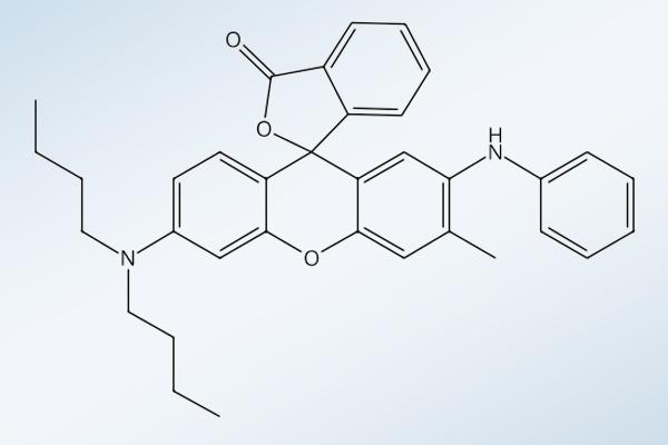 Colourants-2-anilino-6-dibutylamino-3-methylfluoran-odb-2