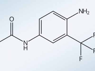 dyes-2-AMINO-5-ACETAMIDOBENZOTRIFLUORIDE
