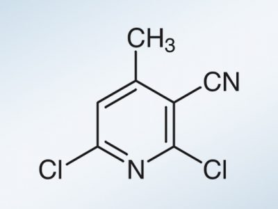 pharma-3-cyano-2-6-dichloro-4-methylpyridine-2