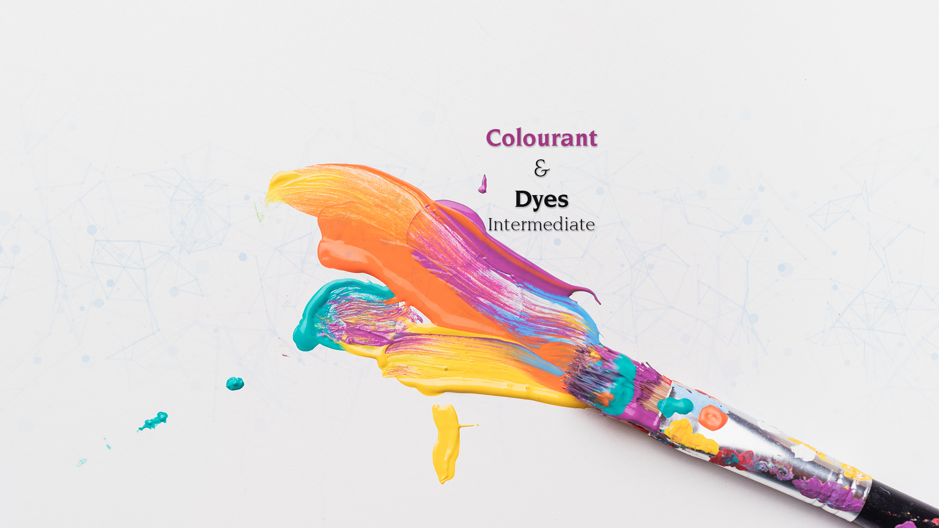 Colorants Dye Intermediate Manufacturer