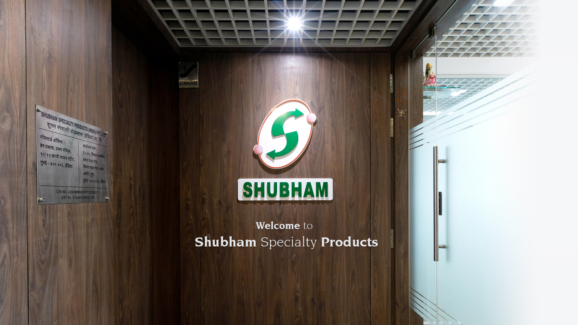 Welcome-to-Shubham-Specialty-Products-2