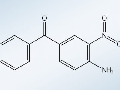 pharma-3-nitro-4-amino-benzophenone