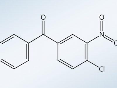 pharma-3-nitro-4-chloro-benzophenone