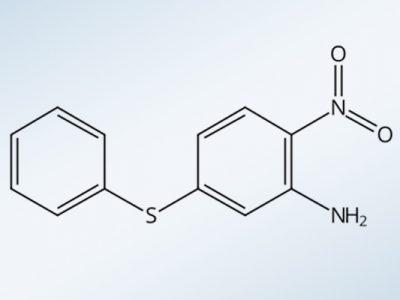 pharma-5-phenylthio-2-nitro-aniline